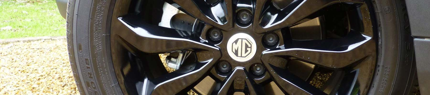 MG Parts at Bushey Heath